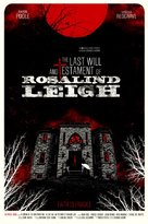 The Last Will and Testament of Rosalind Leigh - Canadian Movie Poster (xs thumbnail)