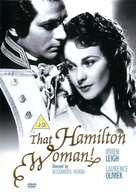 That Hamilton Woman - British Movie Cover (xs thumbnail)