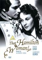 That Hamilton Woman - British Movie Cover (xs thumbnail)