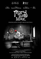 Mary and Max - Movie Poster (xs thumbnail)