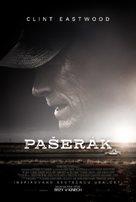 The Mule - Czech Movie Poster (xs thumbnail)