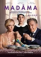 Madame - Latvian Movie Poster (xs thumbnail)