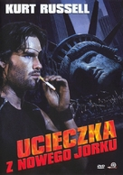 Escape From New York - Polish Movie Poster (xs thumbnail)
