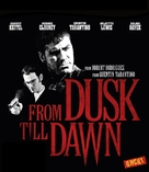 From Dusk Till Dawn - German Blu-Ray cover (xs thumbnail)