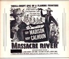Massacre River - poster (xs thumbnail)