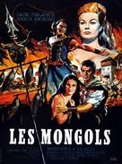 Mongoli, I - French Movie Poster (xs thumbnail)