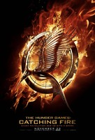The Hunger Games: Catching Fire - Teaser movie poster (xs thumbnail)