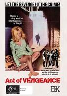 Act of Vengeance - Australian Movie Cover (xs thumbnail)