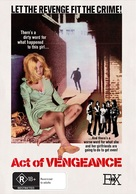 Act of Vengeance - Australian Movie Cover (xs thumbnail)