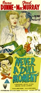 Never a Dull Moment - Movie Poster (xs thumbnail)