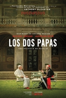 The Two Popes - Spanish Movie Poster (xs thumbnail)