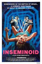 Inseminoid - Movie Poster (xs thumbnail)