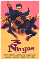 3 Ninjas - Movie Poster (xs thumbnail)