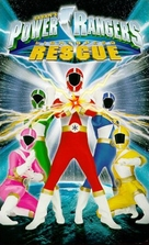 """""""Power Rangers Lightspeed Rescue"""" - VHS movie cover (xs thumbnail)"""