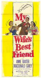 My Wife's Best Friend - Movie Poster (xs thumbnail)