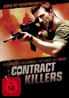 Contract Killers - German Movie Cover (xs thumbnail)