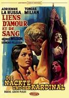Beatrice Cenci - Belgian Movie Poster (xs thumbnail)