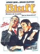 Bluff storia di truffe e di imbroglioni - French Movie Poster (xs thumbnail)
