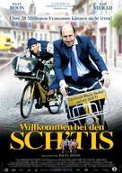 Bienvenue chez les Ch'tis - German Movie Poster (xs thumbnail)