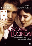 Oscar and Lucinda - French DVD cover (xs thumbnail)