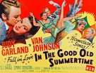 In the Good Old Summertime - Movie Poster (xs thumbnail)