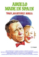 Abuelo Made in Spain - Spanish Movie Poster (xs thumbnail)