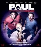 Paul - Czech Blu-Ray cover (xs thumbnail)