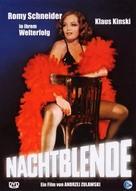 L'important c'est d'aimer - German DVD cover (xs thumbnail)