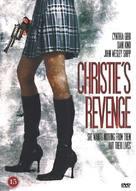 Christie's Revenge - Danish DVD cover (xs thumbnail)