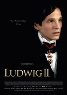 Ludwig II - German Movie Poster (xs thumbnail)