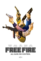 Free Fire - Movie Poster (xs thumbnail)