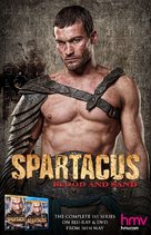 """Spartacus: Blood And Sand"" - Video release movie poster (xs thumbnail)"