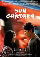 The Sun - German Movie Poster (xs thumbnail)