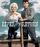 River of No Return - Blu-Ray movie cover (xs thumbnail)