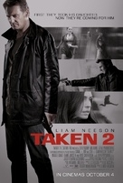 Taken 2 - British Movie Poster (xs thumbnail)