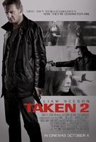 Taken 2 - British Movie Poster (xs thumbnail)