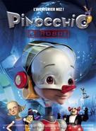 Pinocchio 3000 - French Movie Poster (xs thumbnail)