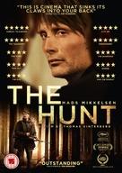 Jagten - British DVD cover (xs thumbnail)
