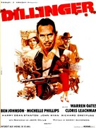 Dillinger - French Movie Poster (xs thumbnail)