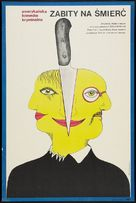 Murder by Death - Polish Movie Poster (xs thumbnail)