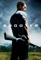 Shooter - German DVD movie cover (xs thumbnail)