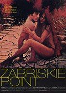 Zabriskie Point - Movie Poster (xs thumbnail)