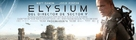 Elysium - Colombian Movie Poster (xs thumbnail)