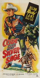 Code of the Silver Sage - Movie Poster (xs thumbnail)