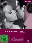 Les félins - German Movie Cover (xs thumbnail)