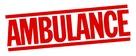 The Ambulance - German Logo (xs thumbnail)