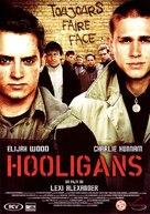 Green Street Hooligans - Belgian DVD movie cover (xs thumbnail)