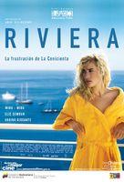 Riviera - Venezuelan Movie Poster (xs thumbnail)