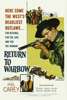 Return to Warbow - Movie Poster (xs thumbnail)