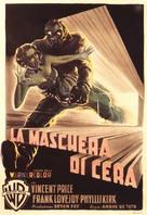 House of Wax - Italian Movie Poster (xs thumbnail)